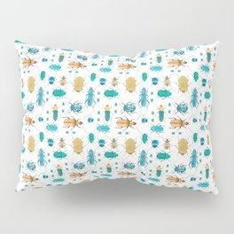 Beetles #2 Pillow Sham