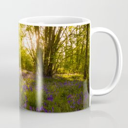 Bluebell Wood MK Coffee Mug
