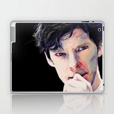 Benedict Cumberbatch Laptop & iPad Skin