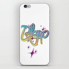 Bigup iPhone & iPod Skin