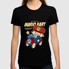 mario kart vintage T-shirt