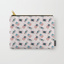 Pink game Carry-All Pouch