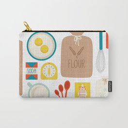 Bakers Table Carry-All Pouch