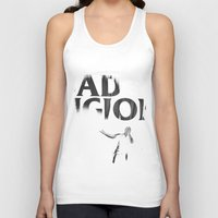 religion Tank Tops featuring bad Religion by David BASSO