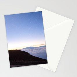 Haleakala Sunrise 4 Stationery Cards