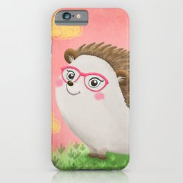 Hedgie! iPhone Case