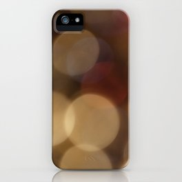 OO ~ Abstract iPhone Case