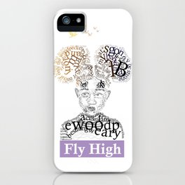 Fly High iPhone Case