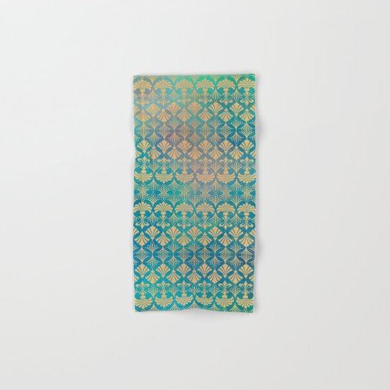 Ornamental Pattern 3 Hand & Bath Towel