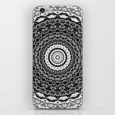 Black&White Lace iPhone & iPod Skin