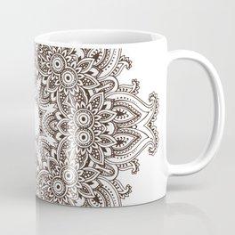 Mandala Bohemian Embellishments Medallion Coffee Mug