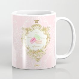 French Patisserie Macarons Coffee Mug