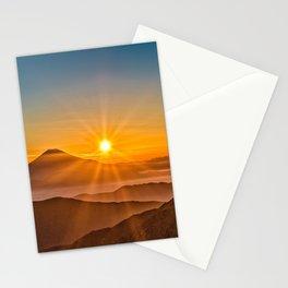 Mt Fuji II Stationery Cards