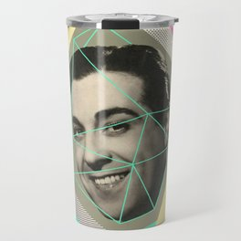 caged man, mariano Travel Mug