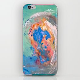 It Was A Big Wave iPhone Skin