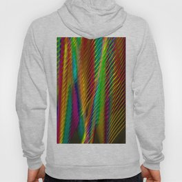 Feathers in Abstract Hoody