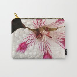 Flowers in the Summer Rain Carry-All Pouch