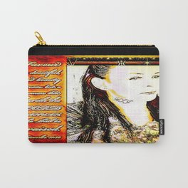 Virtuous Women 01: Candy 03 Carry-All Pouch