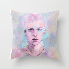 Astraeus Throw Pillow