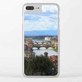 Florence- Italy Clear iPhone Case
