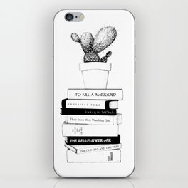 Invisible Fern and Other American Classics iPhone Skin