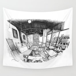 Spinelli's Bakery and Cafe, Denver Wall Tapestry