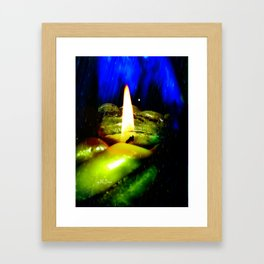Silent Prayer Framed Art Print