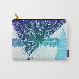 Pointing in all Directions Carry-All Pouch