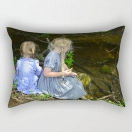 Cookies by the Creek Rectangular Pillow