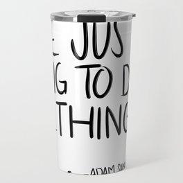 Something Cool Travel Mug