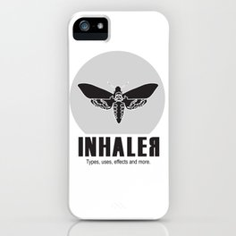 break a butterfly a wheel iPhone Case
