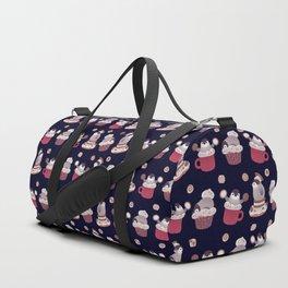 Cookie & cream & penguin Duffle Bag