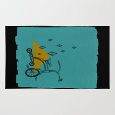 confidant I. (tricycle) Rug