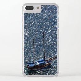 Santorini, Greece 11 Clear iPhone Case