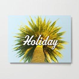 Holiday Metal Print