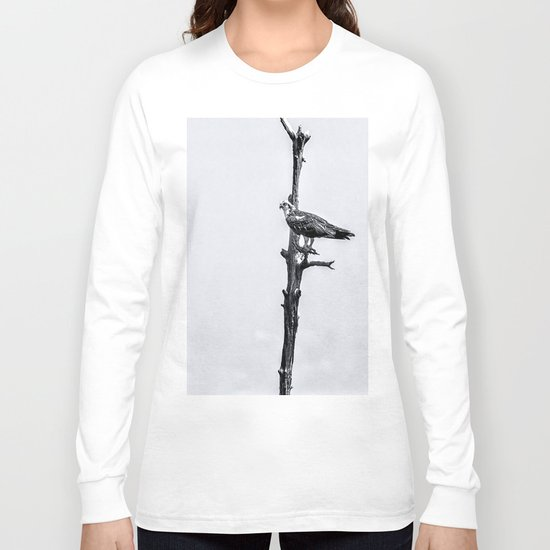 Lonely Perch Long Sleeve T-shirt