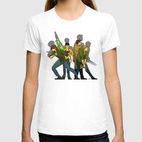 supernatural T-shirts featuring Supernatural by Justyna Rerak