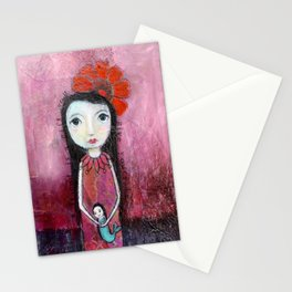 Mermaid Friend Stationery Cards