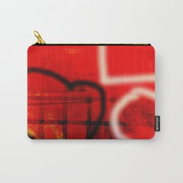 Love Graffiti Carry-All Pouch