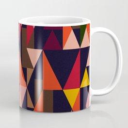 Vintage vibes_in warm hues Coffee Mug