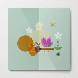 FRAGRANCES / Opium - YSL Metal Print
