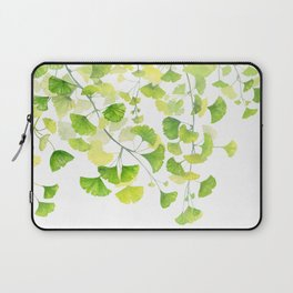 Ginkgo Watercolor  Laptop Sleeve