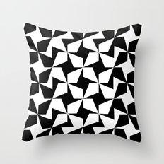 Tessellate No. 1 Throw Pillow