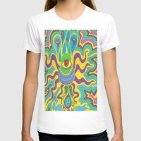 trippy T-shirts featuring trippy by Mik3c0utur3