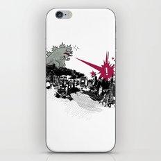 Gojira iPhone & iPod Skin