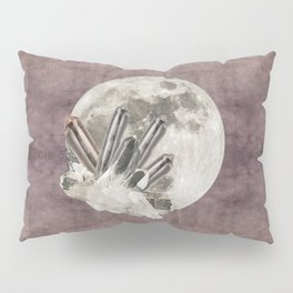 Crystal Moon Pillow Sham