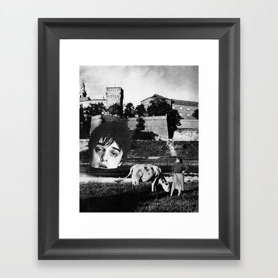 doherty Framed Art Print