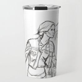 Rebelcaptain Sketch Travel Mug