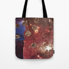 The Last Time You Looked at the Sky Tote Bag