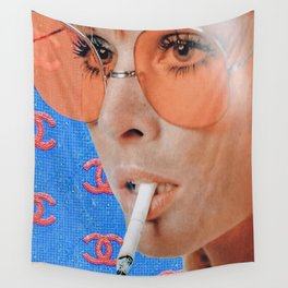PUFF PUFF PASS Wall Tapestry
